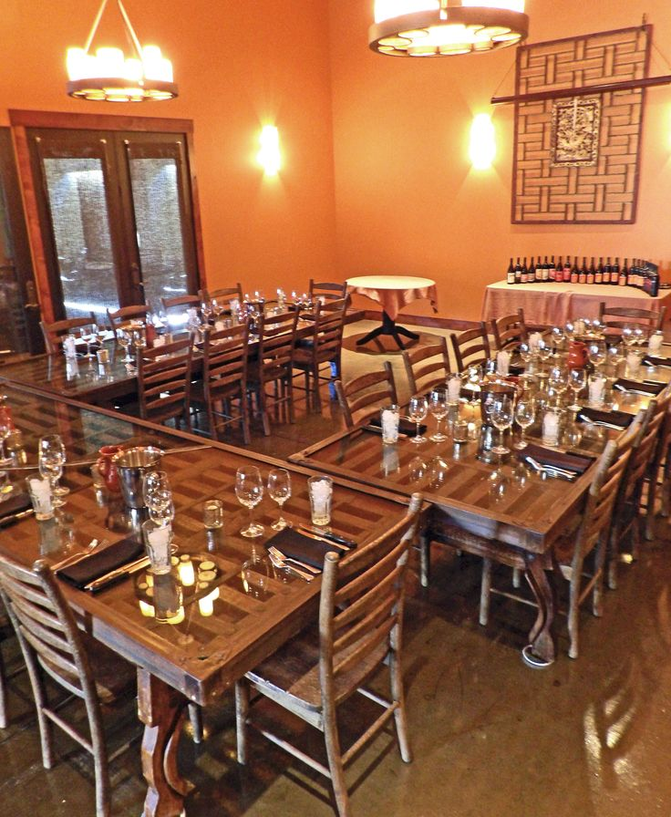 29 best 15th anniversary vow renewal images on pinterest for Best private dining rooms seattle