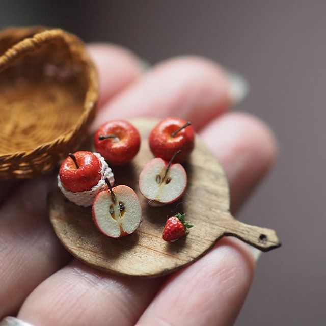 2016, Manzanas ♡ ♡by petipetit