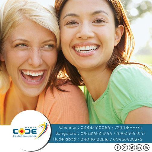 #Stressbuster Find a way to laugh… Laughing is a pretty good workout! When you laugh, you are strengthening muscles in your face, stomach and diaphragm. Keep Laughing!!!! Post 2 Which category do you belong, #overweight or #obesity? Check this article…. http://www.magnacode.co.in/blog/obesity/