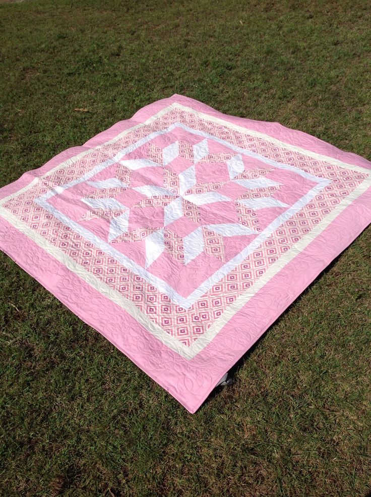Chartenter's Star Quilt by QuiltAroundTheClock on Etsy https://www.etsy.com/listing/255018075/chartenters-star-quilt