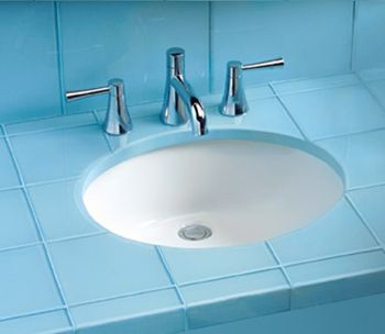 Toto LT579G-01 Rendezvous Suite Undercounter Lavatory Sink - Cotton White