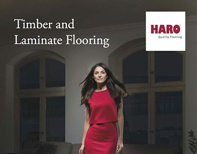 """Check out new work on my @Behance portfolio: """"HARO Flooring New Zealand - Brochure 2017"""" http://be.net/gallery/51062731/HARO-Flooring-New-Zealand-Brochure-2017"""