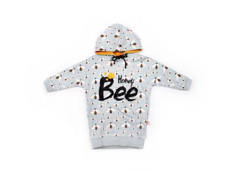 Multi honey bee hoodie