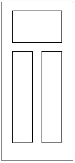 Line Drawing Door : Best images about craftsman interior door on pinterest