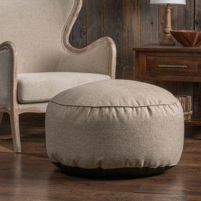 Bean Bag Chair Upholstery: Khaki   Http://delanico.com/bean