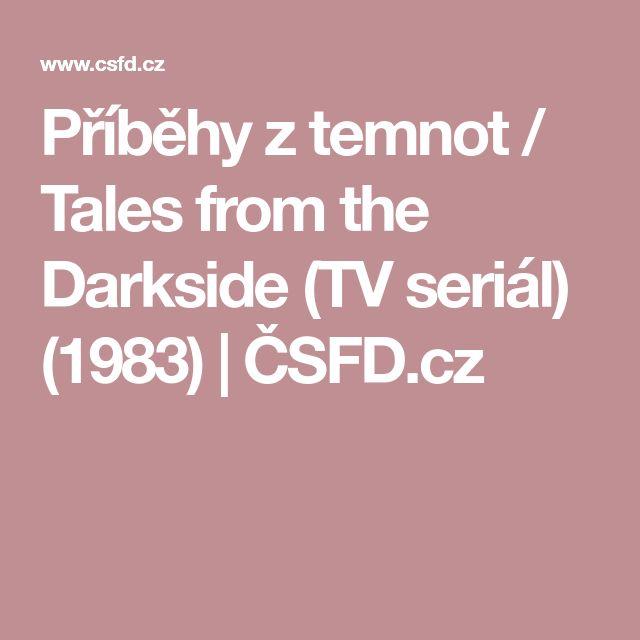 Příběhy z temnot / Tales from the Darkside (TV seriál) (1983)   ČSFD.cz
