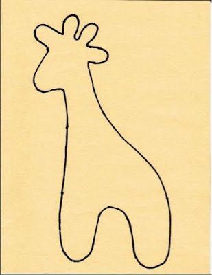 Tutorial van de giraf! | Liesellove