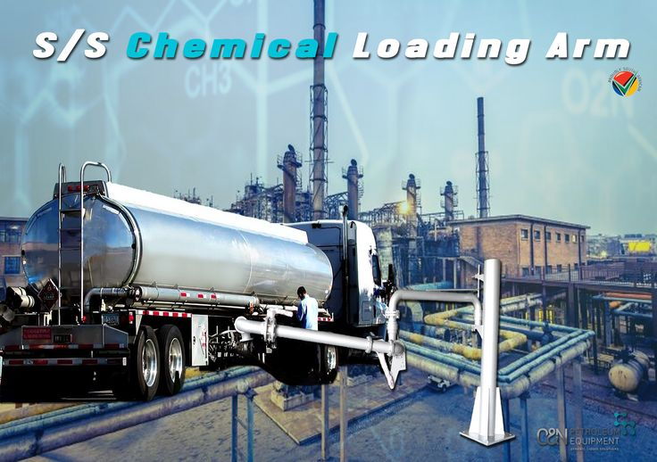 Equipping you for success! 💯 👍  #chemical #stainlesssteel #loadingarms https://www.linkedin.com/in/yvonne-van-schalkwyk/