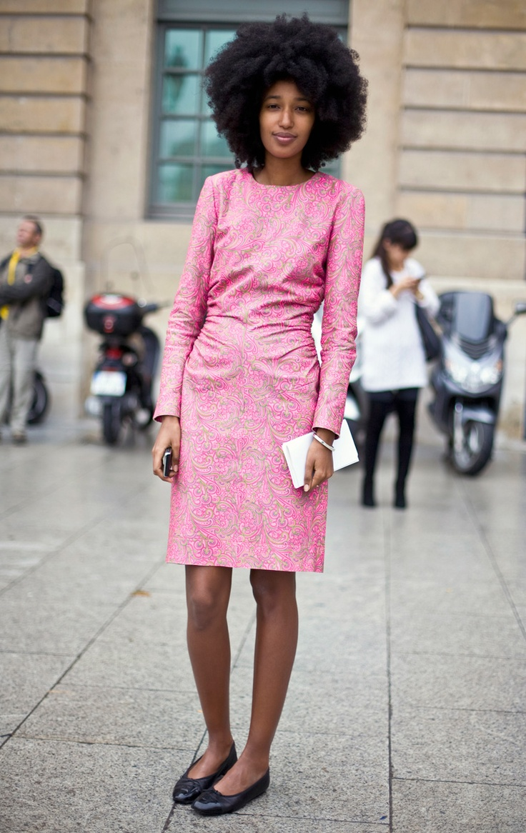 look by Julia Sarr-Jamois: