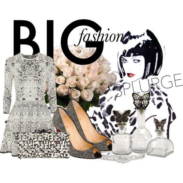 """Big Fashion"" by inculori on Polyvore"