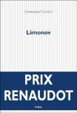 Limonov ,Prix Renaudot 2011  Emmanuel Carrère