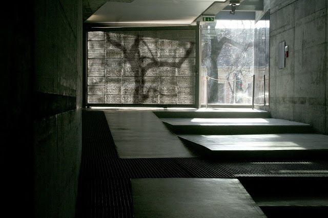 The beauty off LiTraCon (Light Transmitting Concrete)