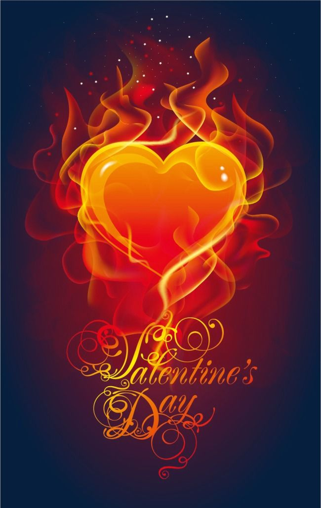 Burning Heart Shaped Flame Flame Heart Shaped Burning Flowers Png Transparent Clipart Image And Psd File For Free Download Burning Flowers Valentines Memes Heart Shapes