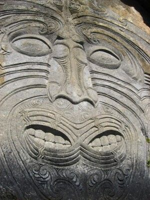 The earliest legends speak of a man named Ngatoroirangi, a tohunga (priest) who guided Te Arawa canoe to this country. He travelled east from Maketu, down the coast until he reached what is now known as the Tarawera River. Naming it Te Awa-o-te-atua he turned inland and followed it upstream until he reached Ruawahia, the central peak of what we generally call Mount Tarawera. Here he had a remarkable experience... (for more, go to http://www.rotoruanz.com/rotorua/history/maori_legends.php)…