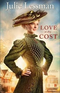 Love at Any Cost  (The Heart of San Francisco Book #1) by Julie Lessman #LoveAnyCostHeartSanFrancisco  Jilted by a fortune hunter, cowgirl Cassidy McClare is a spunky Texas oil heiress without a fortune who would just as soon hogtie a man as look at him....  http://www.faithfulreads.com/2013/12/wednesdays-christian-kindle-books-late.html