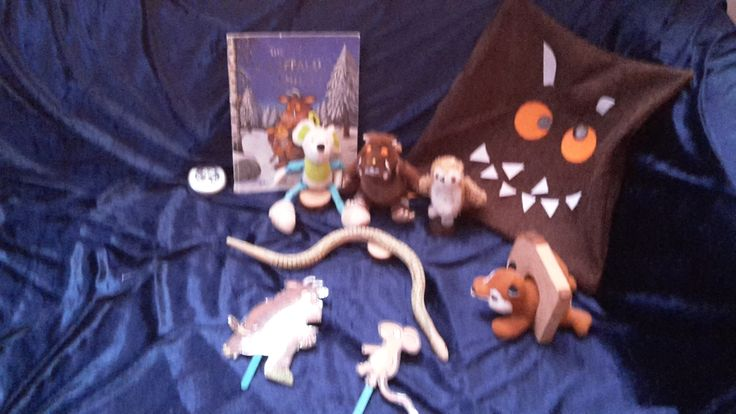 Gruffalo's Child Story Sack
