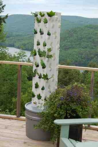 Hydroponic Garden Towers From Gardens Up