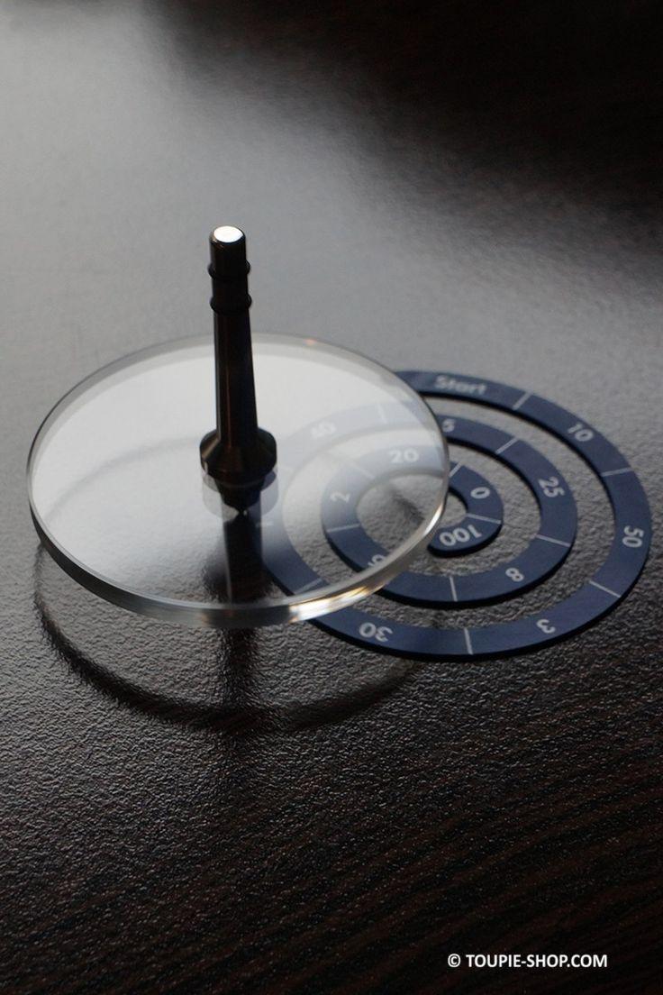 Plexi Jouet Toupie Métal avec Spirale Jeux Magnétique Adulte Toupie Shop Magasin Jouets Metal Toupies Achat Cadeau Noel