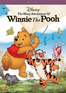 Amazon.com: The Many Adventures of Winnie the Pooh: Sebastian Cabot, Junius Matthews, Barbara Luddy, Howard Morris, John Fiedler, Ralph Wrig...