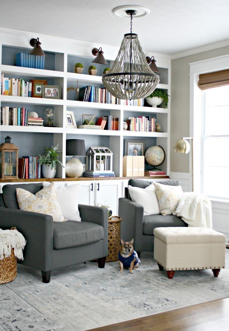 Small Den Decorating Ideas Luxury 107 Best Den Images On Pinterest Bookshelves In Living Room Living Room Designs Living Room Bookcase
