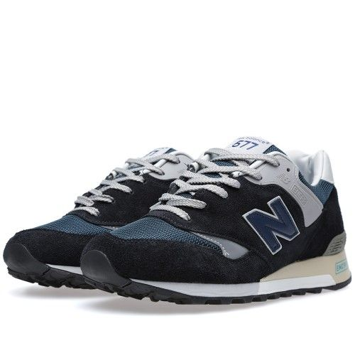 New Balance M577ANN - Made in England '25th Anniversary' (Navy)