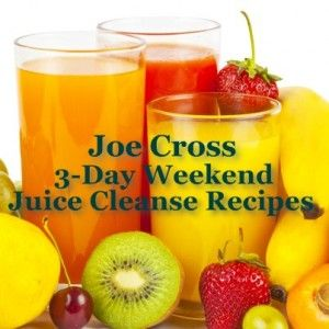 Dr Oz: 3-Day Weekend Juice Cleanse Review & Juice Cleanse Recipes
