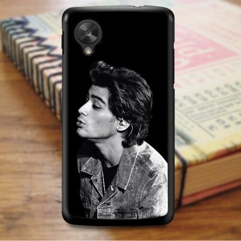 Zyan Malik Singer One Direction Smile Nexus 5 Case