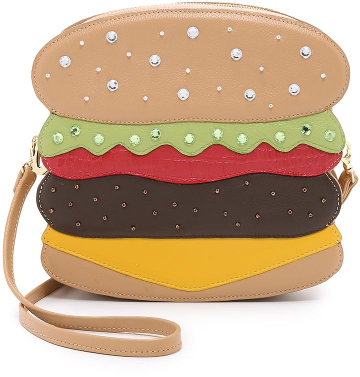 Patricia Chang Cheeseburger Bag