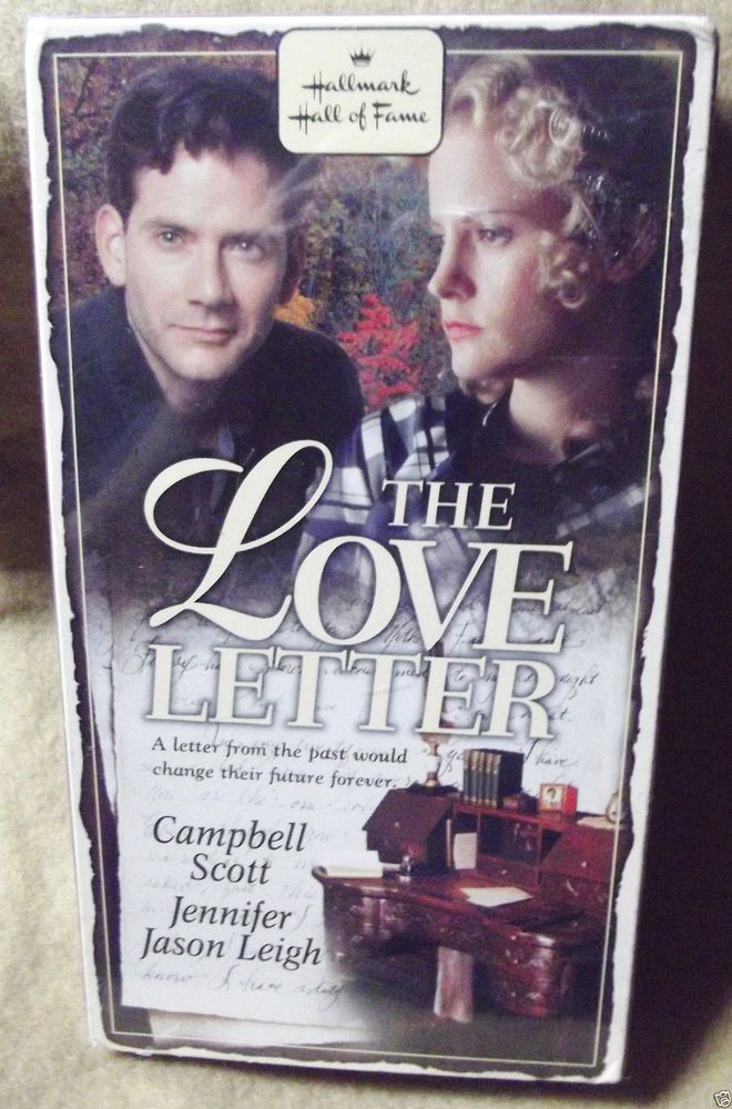 the love letter 1999 the letter vhs 1999 valentines and 30489