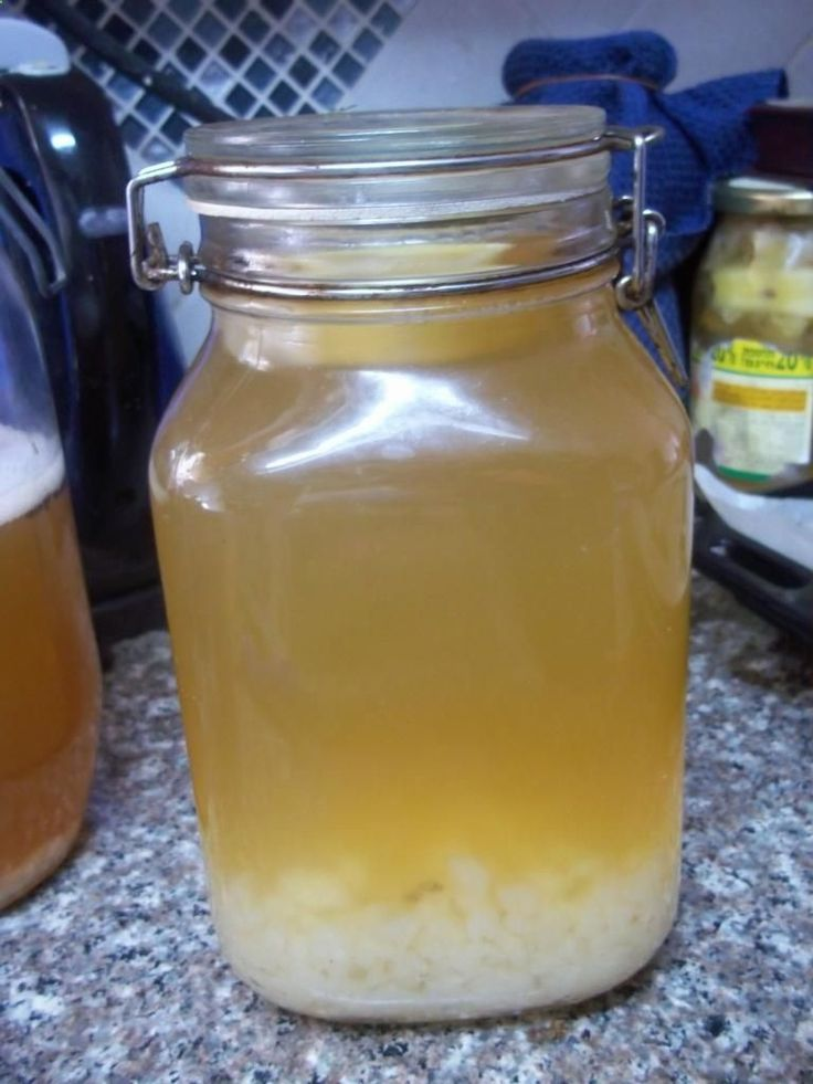 Homemade Water Kefir and Tibicos- A Healthy Probiotic Drink - You had me at Water kefir tastes like fizzy mild lemonade.