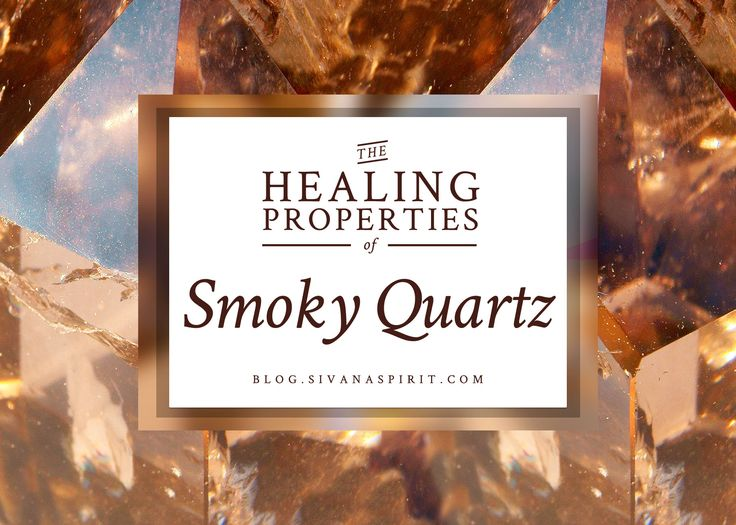Smoky quartz is one of the most popular crystals in the world, and is in nearly every gem store. But did you know that it has powerful healing properties?