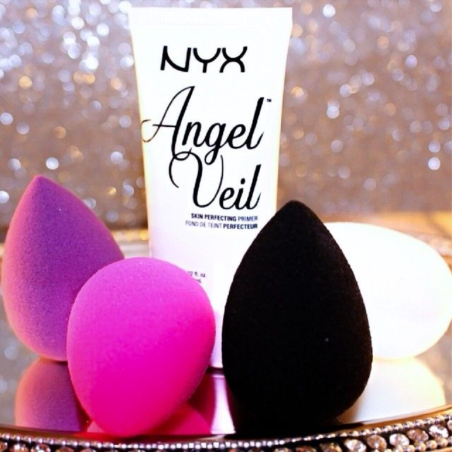 Prep and prime with NYX Cosmetics Angel Veil Primer for a silky, fresh face. cc: @laurag_143