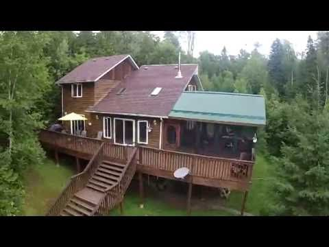 Coe Island Lake, 4 Season Cottage, Bancroft