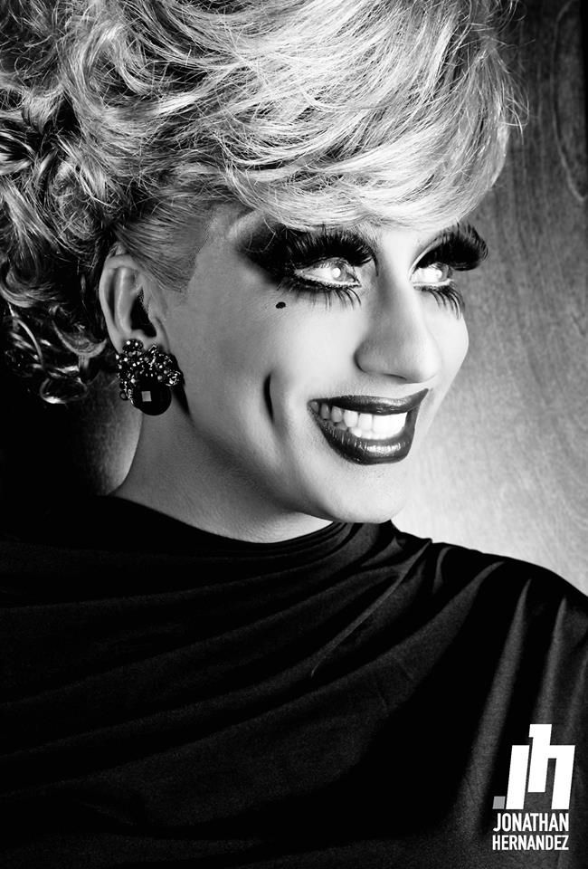 Bianca Del Rio - tied with Jinkx for my favourite queen of all time.