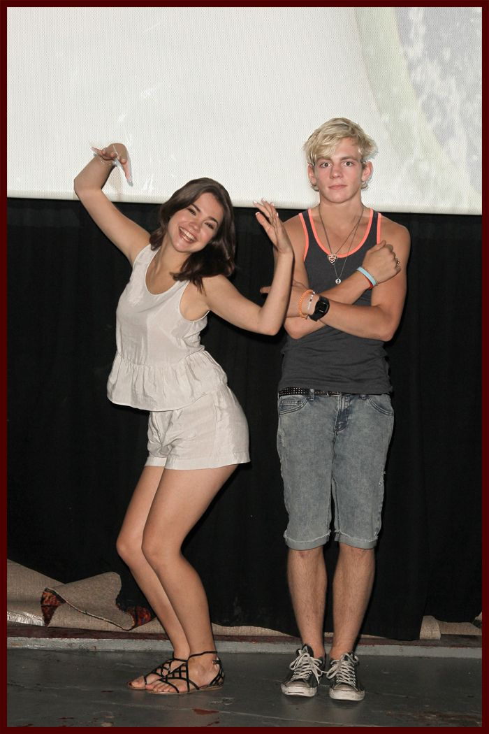 are ross lynch and maia mitchell dating riker