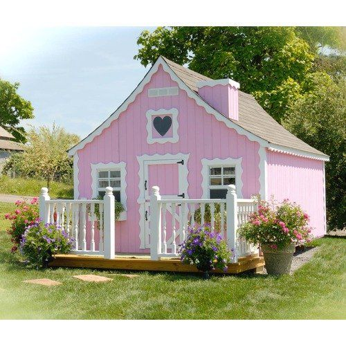 1000 ideas about playhouse kits on pinterest playhouse for Outdoor playhouse kit