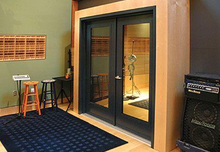 home music studio door - Google Search
