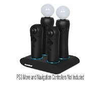 Dreamgear Quad Charger for PS3 Move, now $15.83!