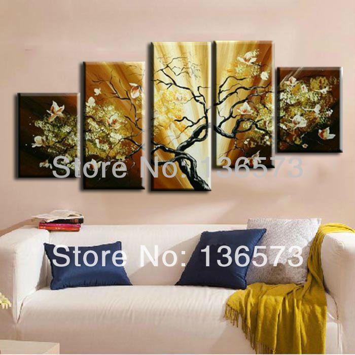 Bunga-yang-dilukis-dengan-tangan-lukisan-kanvas-Modern-yang-abstrak-rumah-dekoratif-lanskap-seni-gambar-dinding.jpg (700×700)