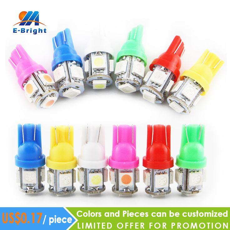$15.72 (Buy here: https://alitems.com/g/1e8d114494ebda23ff8b16525dc3e8/?i=5&ulp=https%3A%2F%2Fwww.aliexpress.com%2Fitem%2F300pcs-Lot-T10-W5W-194-5SMD-5LED-5050-BULB-LIGHT-Car-LED-SMD-Light-12V-DC%2F1602943265.html ) 100 Pieces T10 5050 12V W5W T10 LED Car 5 SMD 194 168 Car Auto Reading Lights Luggage Compartment Light Car Door Light LED Bulbs for just $15.72