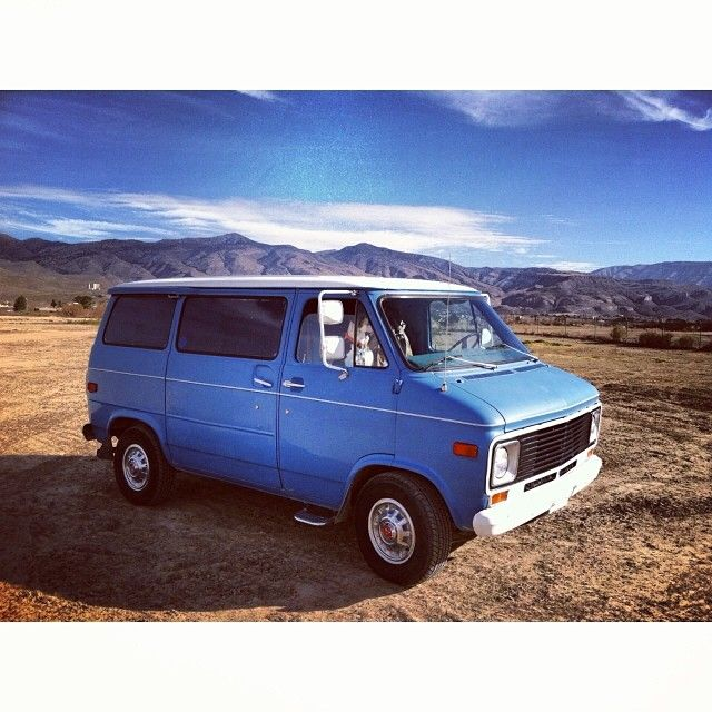 310 Best Images About Chevy Van On Pinterest