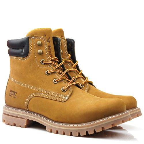 Bota Braddock Bucks Conhaque - Compre bota masculina na Black Boots! - BlackBoots