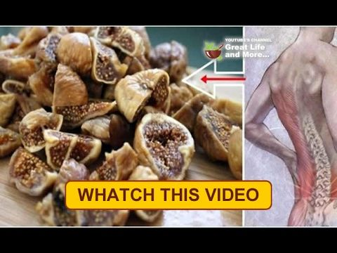 Permanently Remove The Pain In The Spine Back And Legs With This Homemade Natural Solution http://homeremediestv.com/%f0%9f%98%ae-permanently-remove-the-pain-in-the-spine-back-and-legs-with-this-homemade-natural-solution/ #HealthCare #HomeRemedies #HealthTips #Remedies #NatureCures #Health #NaturalRemedies  This miracle home treatment will help you relieve your back pain or pain related to your spine by eating these dried fruits every evening before you go to bed.  Related Post  Powerful…