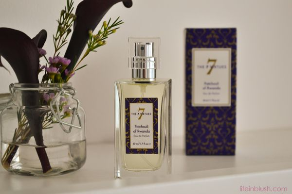 The 7 Virtues is a company that creates perfumes using essential oils from nations rebuilding after war. Their latest creation, Patchouli of Rwanda, launches September 21, the International Day of Peace. Head to lifeinblush.com to find out more about this gorgeous blend and how you can win a bottle of your own!
