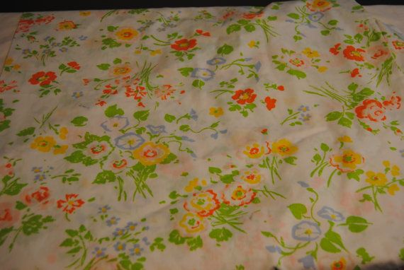 Vintage Pillow Cases King Size/Vintage Linens by camillesBOOTH66