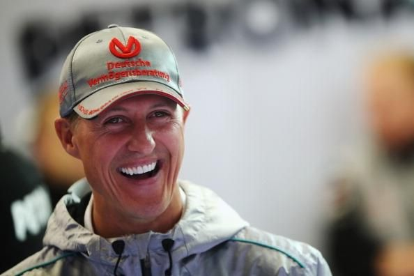 Lack Of Michael Schumacher Coma Bulletin Not A Good Sign Of Racer's Condition? F1 Champ Shows 'Precious Signs Of Progress' A Year After Accident - http://imkpop.com/lack-of-michael-schumacher-coma-bulletin-not-a-good-sign-of-racers-condition-f1-champ-shows-precious-signs-of-progress-a-year-after-accident/