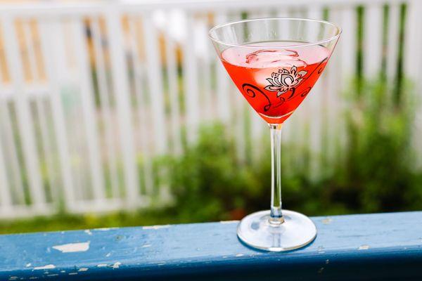 Cherry Slice Vodka Cocktail Recipes — Dishmaps
