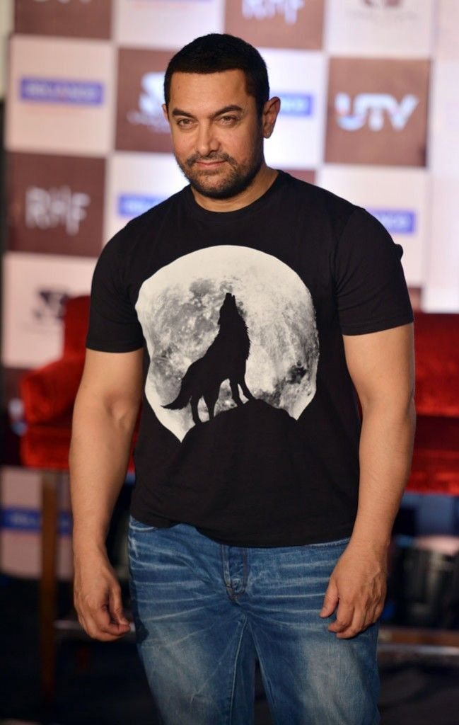 aamir becomes fat for the movie