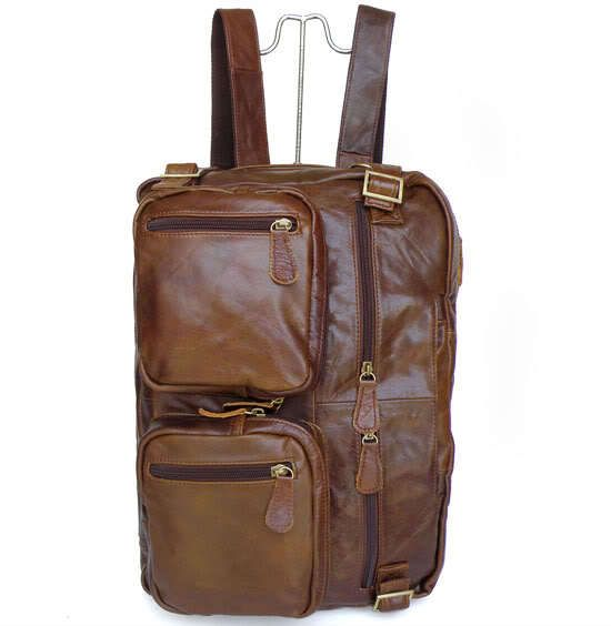 3 использование сумка винтажный стиль тан модный рюкзак дорожные сумки для мужчин сумка # 6003