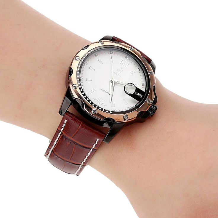 Cheap MG·ORKINA Unisex Luxury Wristwatch Water-resistant Analog Online red | Tomtop  #women #men #fashion #jewelry #watches